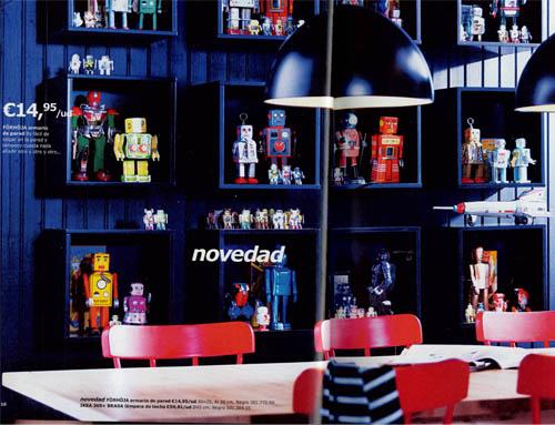 catalogo ikea robots