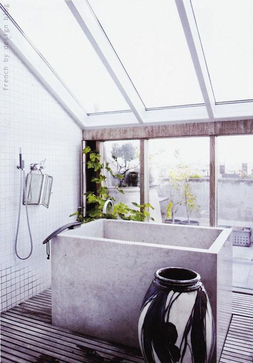 Quien Invento La Regadera De Baño: es realmente amplio y luminoso Me gusta mucho el suelo de madera