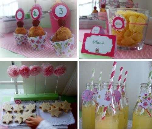 Fiesta de cumplea os de princesas por pistacho for Decoracion cumpleanos nino 2 anos