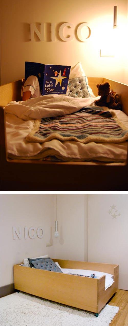 Camas para mayores escarabajos bichos y mariposas for Camas de dormir