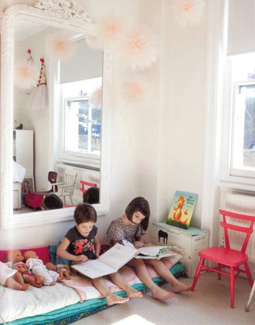 Habitaciones infantiles bonitas | Escarabajos, Bichos y Mariposas